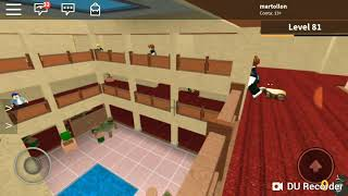 Roblox #2 EP 1 playing Murder Mysteri 2 along with the Talles