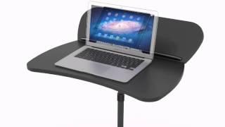 9243096 Tablet Cart