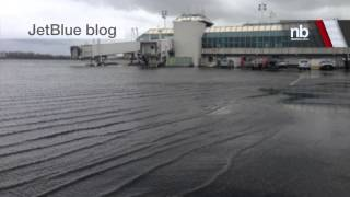 LaGuardia Airport Flooded After Superstorm Sandy | NewsBreaker | Ora TV