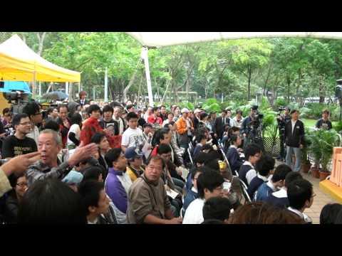 2010.04.18 - 《香港電台 城市論壇》 - 2 (社民連 梁國雄 到場)