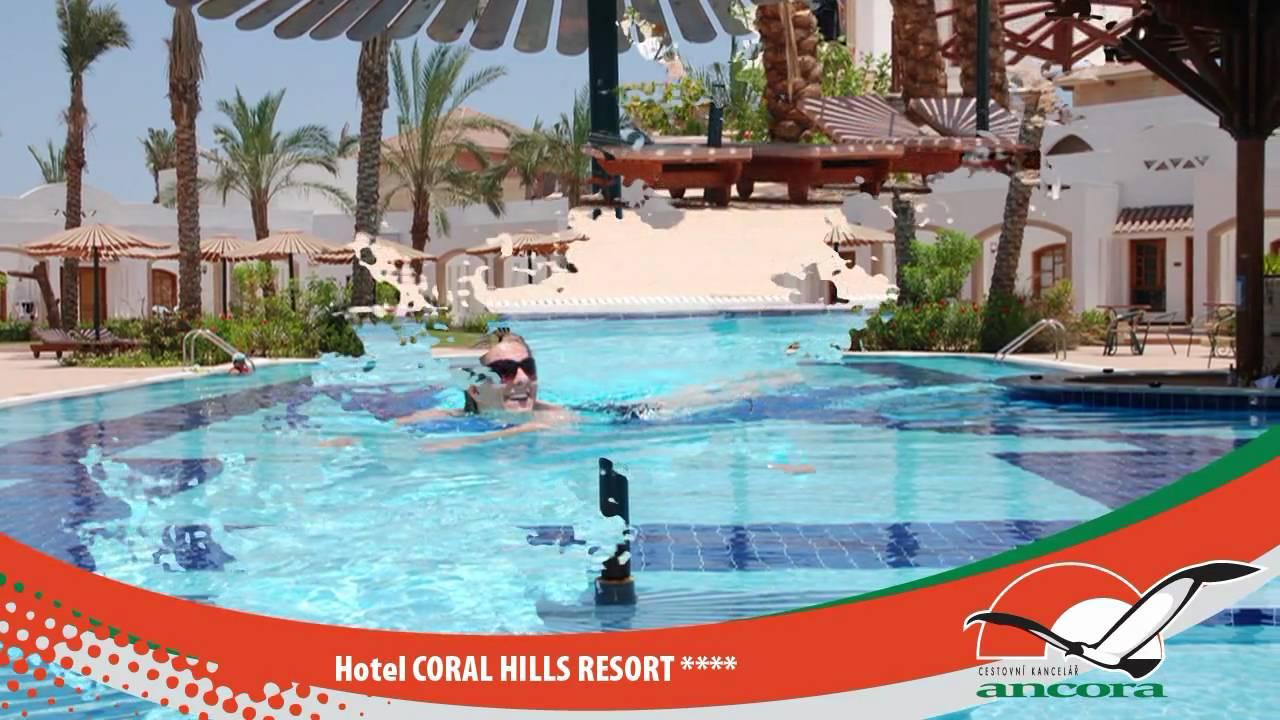 Hotel coral hills resort sharm el sheikh egypt youtube - Dive inn resort egypt ...