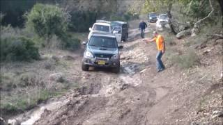 Hyundai Terracan - Rock Climbing 3 (get a way)