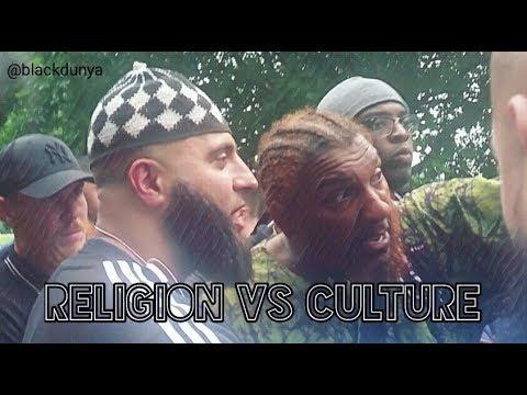 IM MUSLIM NOT ARAB | BEING BLACK AND MUSLIM | DANJUMA | SPEAKERS CORNER