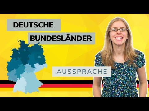 Day 221 - The German federal states / Die deutschen Bundesländer - German to go