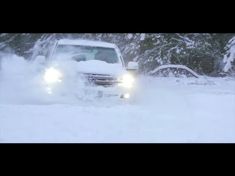 Тест драйв Toyota Land Cruiser 200 2016 АвтоВести 241