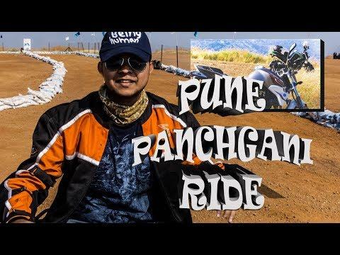 Pune Panchgani-Mahabaleshwar Ride || Yamaha FZ-S v2.0