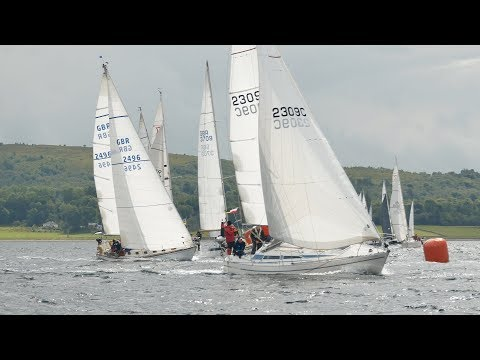 West Highland Yachting Week 2017 - Day 3
