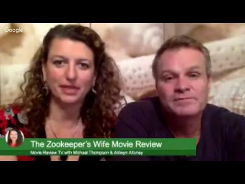 The Zookeeper's Wife - Movie Review TV