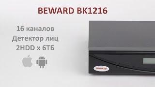 видео Видеорегистратор NVR BEWARD BK0108S