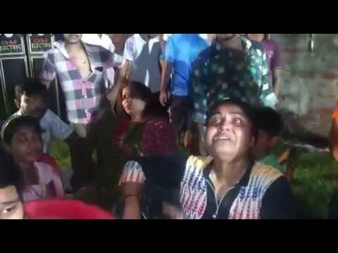 West Bengal #AntiHindu Riots by Muslims of Hajinagar at Marwari Colony - 2