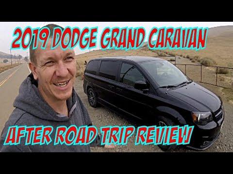 2019 Dodge Grand Caravan Review