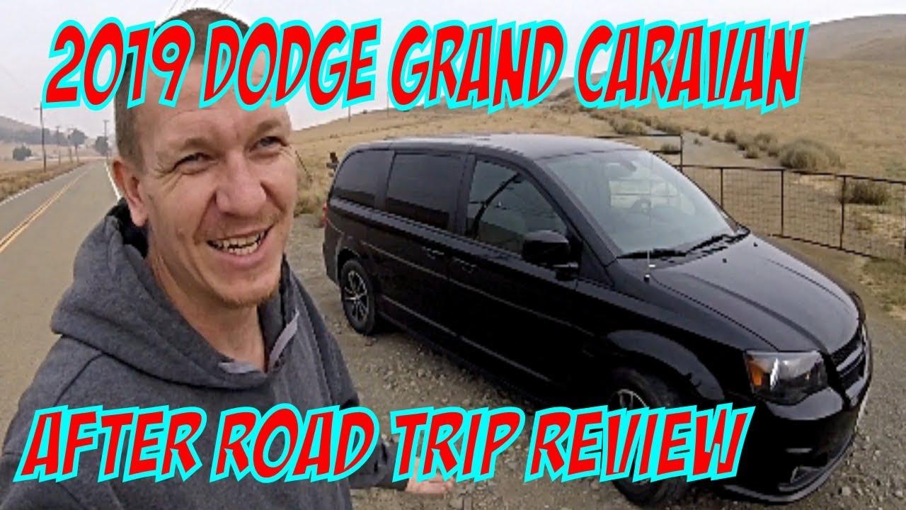 2019 Dodge Grand Caravan Review Youtube