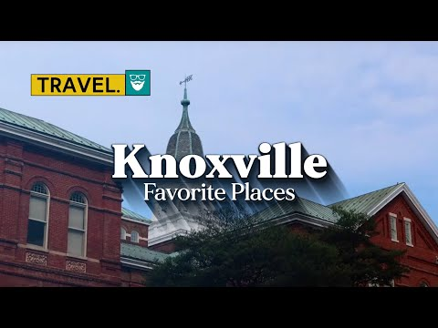Some of my favorite places in downtown Knoxville | ChadGallivanter