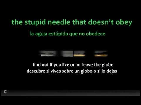 La Monumental Flat Earth Pieces of Freedom 13 The stupid needle that doesn't obey