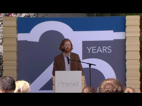 Myriad Genetics 25th Anniversary