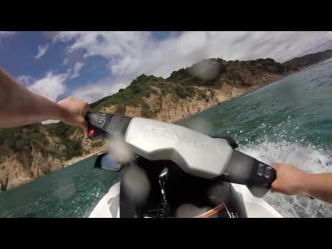 jet ski tossa de mar 18- 6 -16 (flyboard kajenmajen)