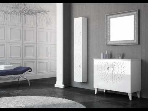 Muebles de ba o modernos 2013 youtube for Muebles bano modernos