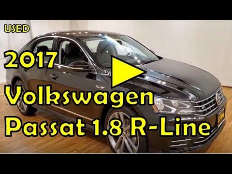 2017 | Volkswagen Passat 1.8T R-Line | MEDIA SCREEN REAR CAMERA | #Carvision