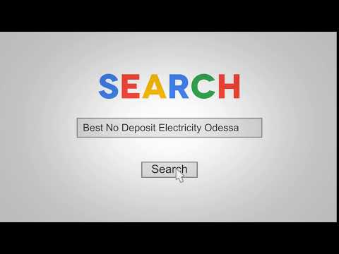 Odessa No Deposit Electricity | No Credit Check Electricity Odessa | Texas Electricity Ratings