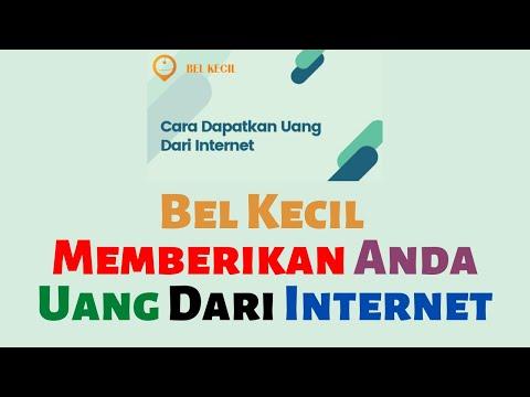 Bel Kecil Memberikan Anda Uang Dari Internet