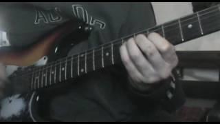 l7 shove guitar lesson