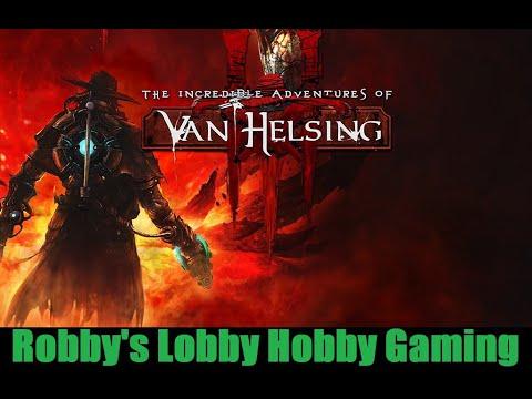The Incredible Adventures of Van Helsing III [PC] - Glorious Hunter Part 13 Final |
