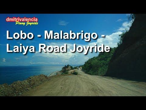 Pinoy Joyride - Lobo - Malabrigo - Laiya Road Joyride 2017
