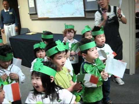 Tzu Chi Great Love Preschool and Kindergarten S.T. Patrict's Day Parade