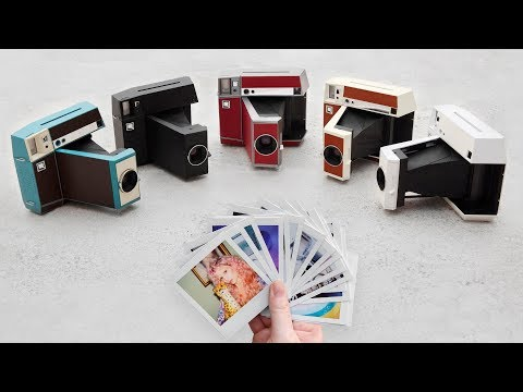 The Lomo'Instant Square