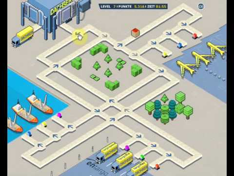 Airport Logistics (flash game)