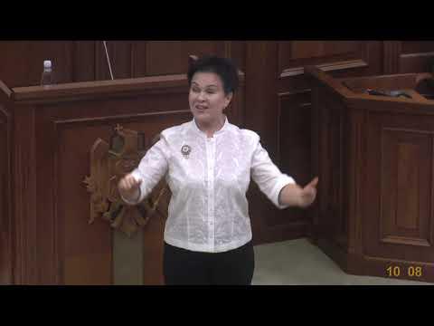 Şedinţa Parlamentului Republicii Moldova 27.09.2018