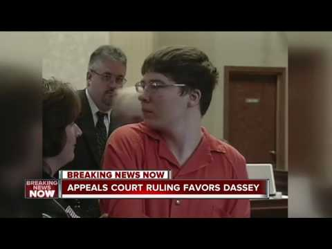 Federal appeals court upholds overturned Dassey conviction
