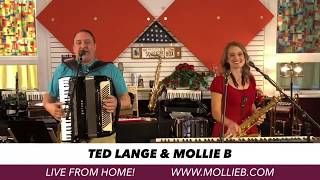 LIVE! 6/30/2020 Mollie B and Ted Lange from their home studio!
