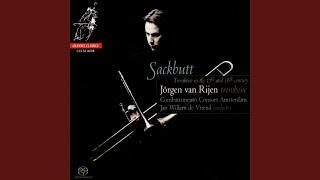 Sonata à 3 due violino, trombone, fagotto con organo