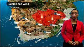 Weather forecast: 13 September 2018