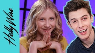 """Elliana Walmsley Is Moving On From """"Dance Moms"""" And Crushing On Shawn Mendes! 