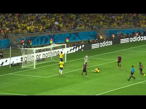 World Cup 2014, Brazil vs Germany Sports News Report