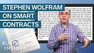Stephen Wolfram Explains How Smart Contracts Will Work