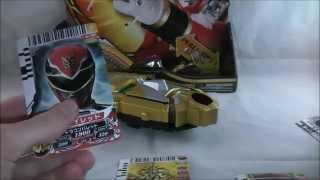 DX Gosei Morpher Review (Power Rangers Megaforce)