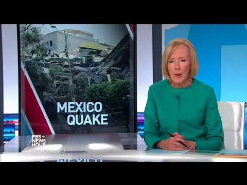 Powerful 7.1 earthquake will test Mexico's emergency response