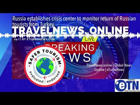 Russia establishes crisis center to monitor return of Russian tourists from Turkey