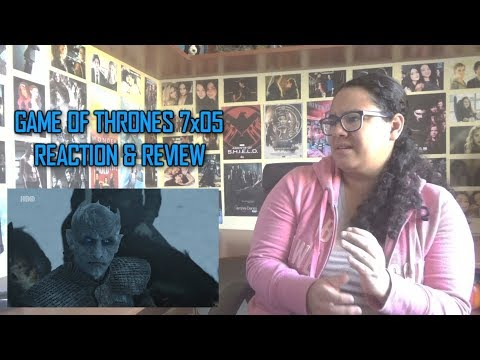 """Game of Thrones 7x05 REACTION & REVIEW """"Eastwatch"""" S07E05 