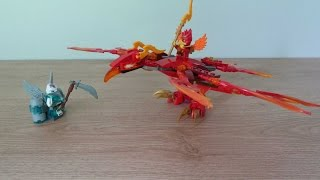 LEGO 70221 LEGO LEGENDS OF CHIMA Flinx's Ultimate Phoenix