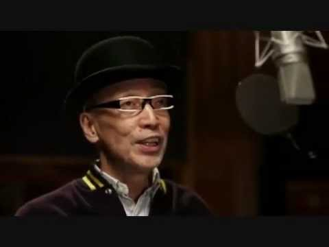 Tosh.0 Tommy Lee Jones singing Japanese song 'Sukiyaki' on a commercial ad