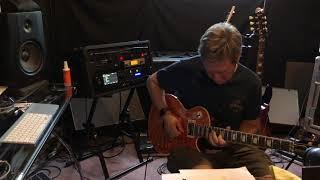 So Many Tears Solo AxeFx III and Gibson Modern Axcess Standard