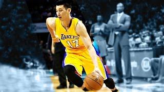 Jeremy Lin林書豪│2015 03 03 Lakers vs Hornets 湖人vs黃蜂