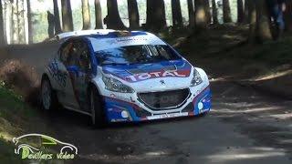 Vid�o East Belgian Rally 2015 [HD]
