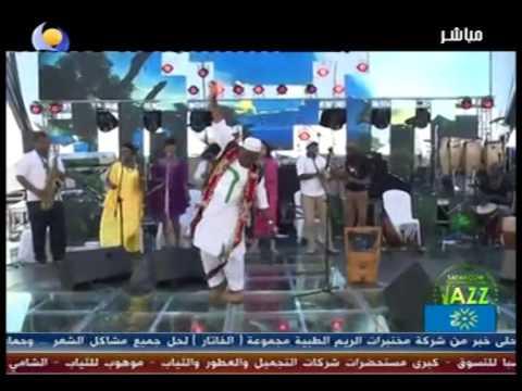 Dafa Alla Elhag at BN TV SUDAN 1