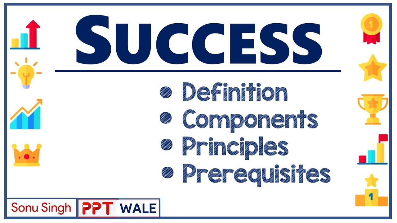 Business success definitions components principles business success definitions components principles prerequisites of blueprint ppt malvernweather Images