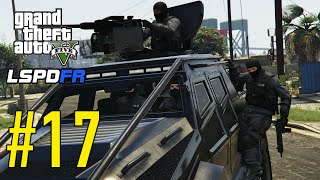 GTA 5 - LSPDFR Playing As A Cop SP - Episode #17: SWAT Patrol II